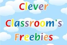Classroom Downloads/Freebies