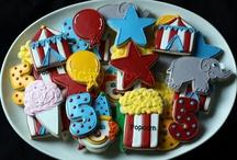 Cookies - Circus / by Tara Breitner Lethbridge