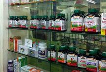 Vitamins, Minerals and Supplements