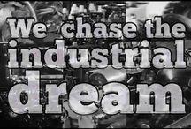 Industrial Revolution / by Hannah Mhoon