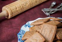 Holiday cookies / Cookies