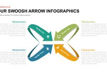 Arrow Diagrams Power-point and Keynote Template / Arrow Diagrams Power-point and Keynote Template