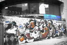 Arte Callejero / Espacios de arte que encontramos en la ciudades de Venezuela #HoyVenezuela