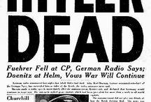 History/World News / by Benita Ruiz