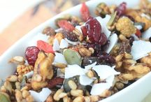 Goji Berry Recipies / Get the most out of your goji berries with these awesome raw recipes.