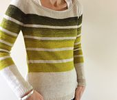 Isabel Kraemer / Sweater knit top down