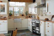 kuchyň a kamna