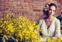 Penteados e acessórios para noivas / Referências inspiradoras de penteados para noivas, mães e madrinhas