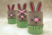 tavaszi, húsvéti dekor / húsvéti, tavaszi dekorációk lakásba, asztalra, ablakdíszek, tojásdíszítés