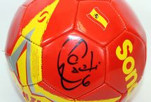 Spain Soccer Memorabilia / Spain Soccer Memorabilia by UltimateAutographs.com