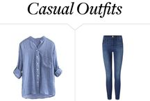 How to wear casual outfit