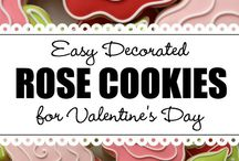 Rezepte Valentines Cookies
