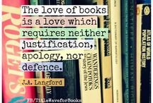 Its about books
