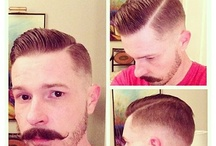 Husband Haircut Ideas / by Danika D.