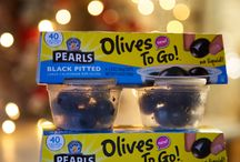 Holiday Spirit / Recipe ideas for the holidays featuring olives.