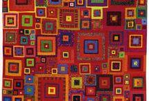 quilts, quilting and textiles / by Paula Yeske