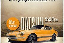 Datsun / by Jesse Smith