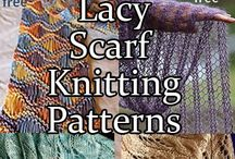 Lacey scarves