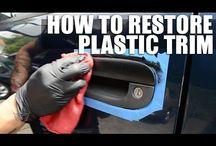Plastik boyasi auto
