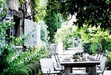 Morning terrace /pergola