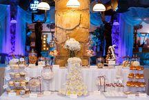 Glamour wedding/Glamour svadba / We create unique weddings decorations Tvoríme jedinečné svadobné výzdoby