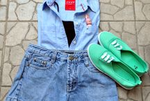 MY STYLE / my outfit, my stuff, my face, my body and so on ^^