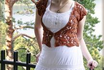 Crochet - wearable adult