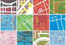 Art Lesson Ideas: Maps / by Michelle McGrath