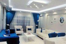 Blue & White Designs