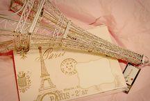 Paris J'taime / by Christina Michelle
