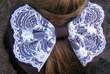 Bows & hair stuff