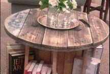 Puutyöt / pöytä