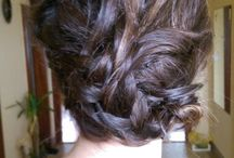 My hair  //(˘︶˘)\\