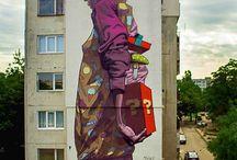 Mural - Street Art