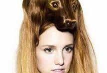 Syke hårfrisyrer