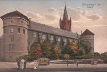 Königsberg-Калининград / о моем городе