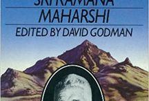Sri Ramana Maharshi / Sri Ramana Maharshi books (amazon.com affiliate)