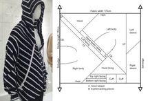 Zero waste sewing