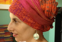 Headwraps / by Kathleen McDermott