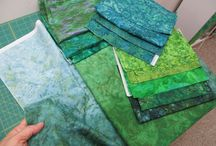 Fabric for quiltin