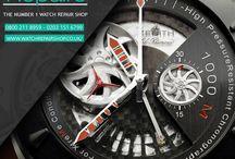 Zenith watch repair