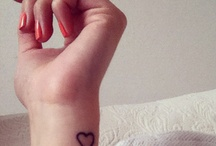 Tattoos / by Gabrielle Morgan