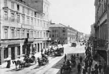 Warsaw between  1890 - 1918