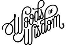 typography / by Adori Designs