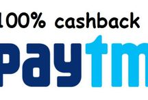 Paytm Wallet Cash Back Offers & Coupons / Paytm Wallet offers for Adding Money, Cash Back Deals & Coupons.