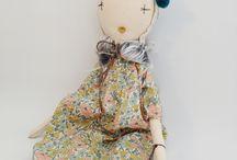 Love Jess Brown dolls