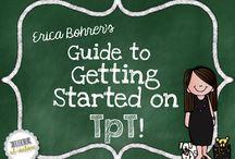 TPT Tips (TeachersPayTeachers)