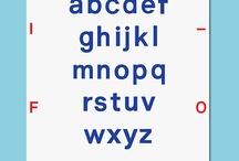 Typography / Fonts / Typefaces / by Rammer Martínez Sánchez