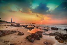 Discover Vizag / Vizag also known as Visakhapatnam is a beautiful city on the eastern coastal line of India. The city is named as one of the top tourist destinations in India by Trip Advisor.  The city offers beautiful beaches, numerous eco tourist spots and a hill station near by.