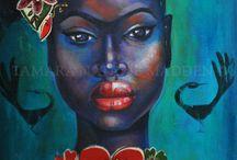 Artist : Tamara madden